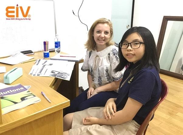 Học tiếng Anh cùng với người bản xứ